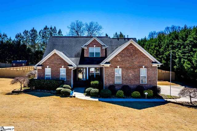 103 Quercus Run, Fountain Inn, SC 29644 (#1438725) :: Modern