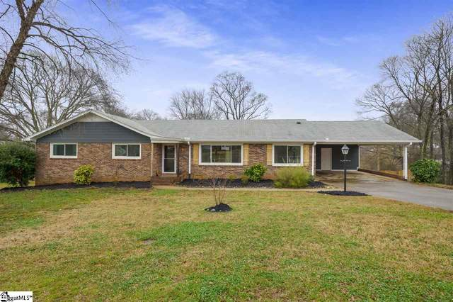 10 Leacroft Drive, Greenville, SC 29615 (#1438757) :: Modern