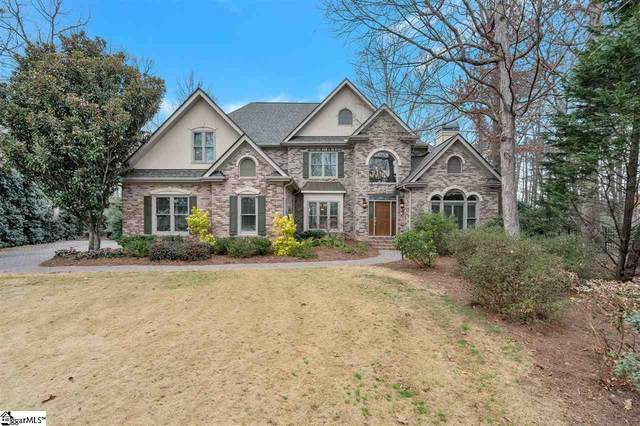 3 Bailey Knoll Court, Simpsonville, SC 29681 (#1438767) :: The Robby Brady Team
