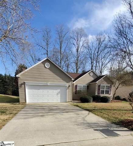 417 Bel Arbor Lane, Mauldin, SC 29662 (#1438771) :: Modern