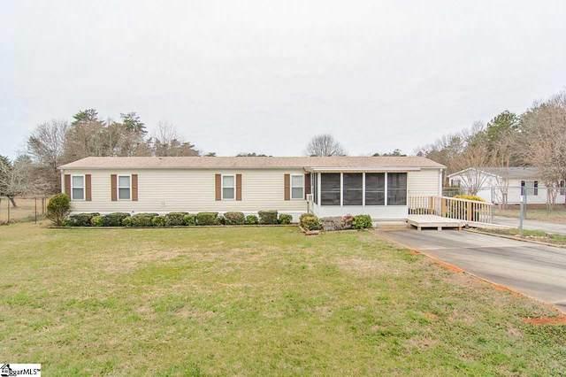 343 Oakvale Drive, Easley, SC 29640 (#1438772) :: Modern
