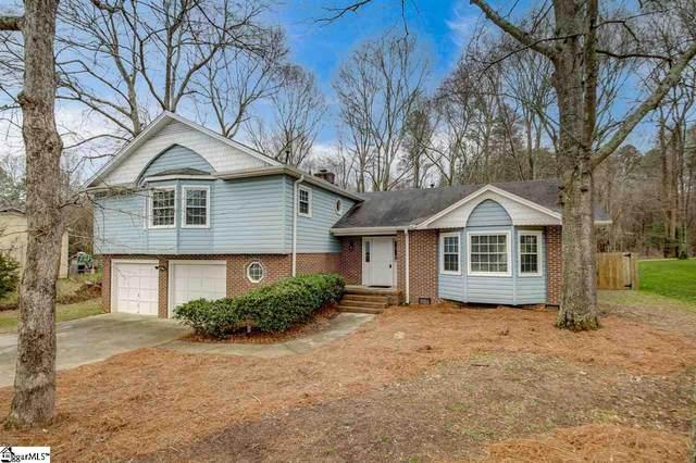 801 Brooks Road, Mauldin, SC 29662 (#1438790) :: Expert Real Estate Team