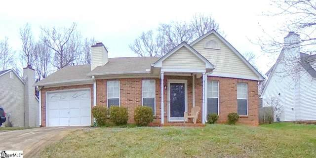 126 W Fall River Way, Simpsonville, SC 29680 (#1438792) :: DeYoung & Company