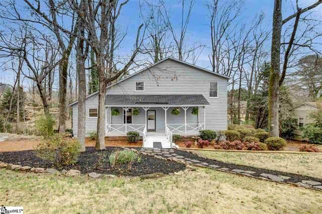 326 Saratoga Drive, Greer, SC 29650 (#1438805) :: J. Michael Manley Team
