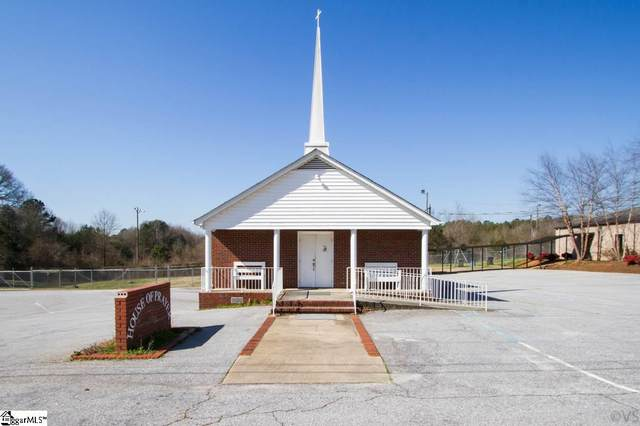 1305 Evergreen Street, Anderson, SC 29625 (#1438838) :: DeYoung & Company