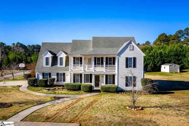201 Rock Moss Drive, Williamston, SC 29697 (#1438848) :: Hamilton & Co. of Keller Williams Greenville Upstate
