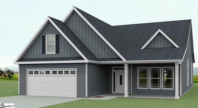 18 Double Crest Drive Lot 5, Taylors, SC 29687 (#1438862) :: The Toates Team