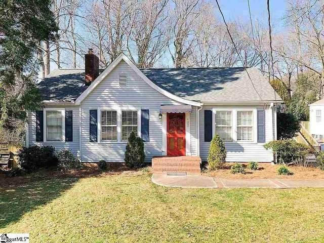 122 Cammer Avenue, Greenville, SC 29605 (#1438902) :: Hamilton & Co. of Keller Williams Greenville Upstate
