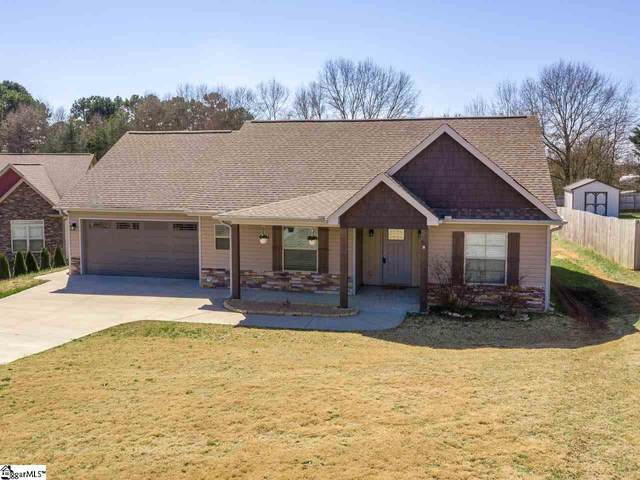 248 Sweetgrass Drive, Chesnee, SC 29323 (#1438930) :: Expert Real Estate Team