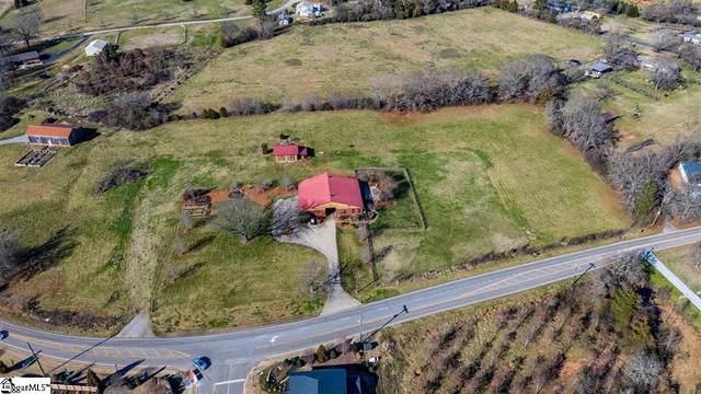 1151 Westmoreland Road, Greer, SC 29651 (#1438932) :: Expert Real Estate Team