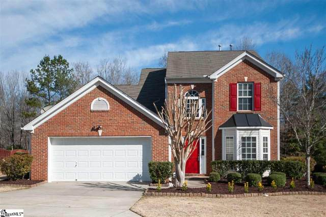 250 Bonnie Woods Drive, Greenville, SC 29605 (#1438944) :: Expert Real Estate Team
