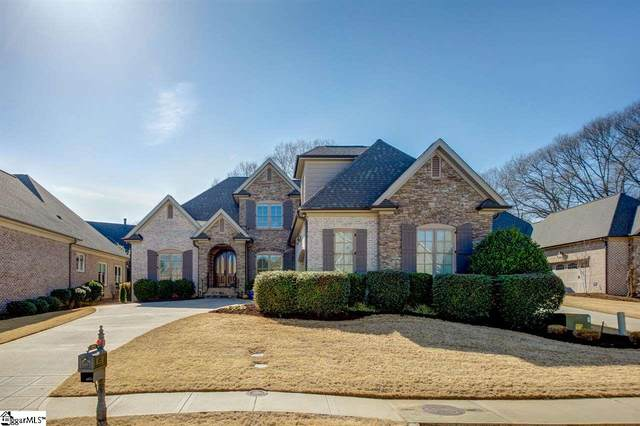 123 Charleston Oak Lane, Greenville, SC 29615 (#1438961) :: Hamilton & Co. of Keller Williams Greenville Upstate