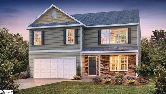216 Millen Drive, Woodruff, SC 29388 (#1438967) :: Expert Real Estate Team