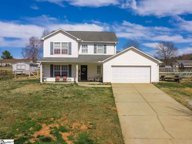 172 Albus Drive, Wellford, SC 29385 (#1438973) :: Expert Real Estate Team