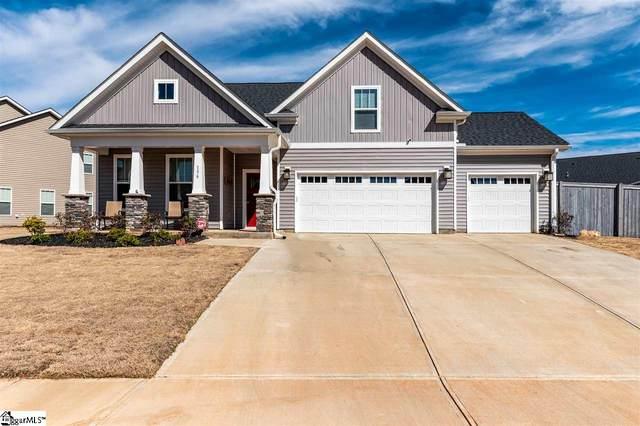 156 Foxbank Circle, Greer, SC 29651 (#1438974) :: Expert Real Estate Team