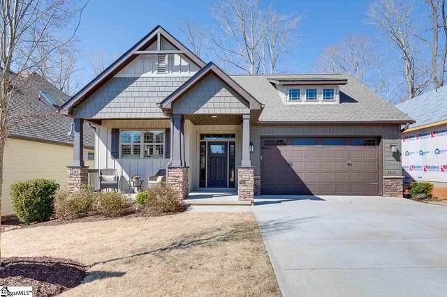 3234 Championship Drive, Seneca, SC 29678 (#1438976) :: Expert Real Estate Team