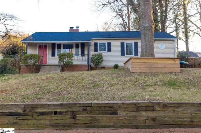 33 Kirkwood Lane, Greenville, SC 29607 (#1438992) :: Hamilton & Co. of Keller Williams Greenville Upstate