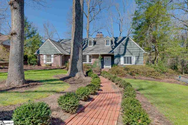 105 Indian Springs Drive, Greenville, SC 29615 (#1439004) :: Green Arc Properties