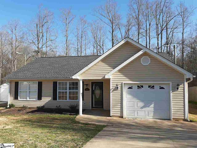 466 Pleasant Green Drive, Inman, SC 29349 (#1439064) :: Expert Real Estate Team