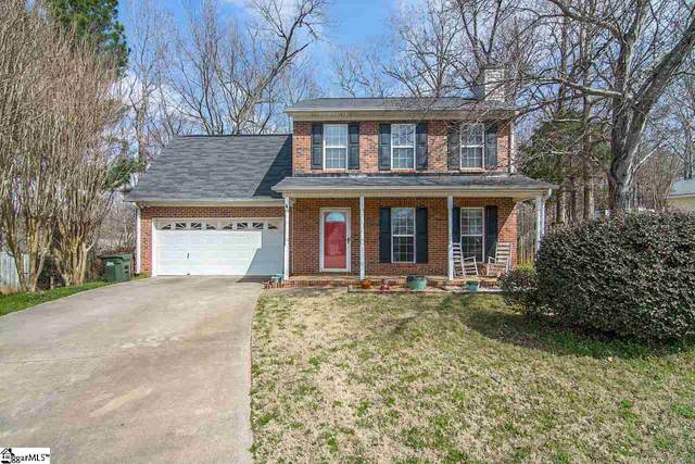 18 Two Creeks Court, Simpsonville, SC 29680 (#1439090) :: DeYoung & Company