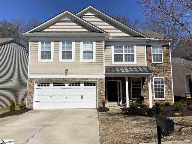 4 Knoll Ridge Drive, Greer, SC 29650 (#1439105) :: Modern