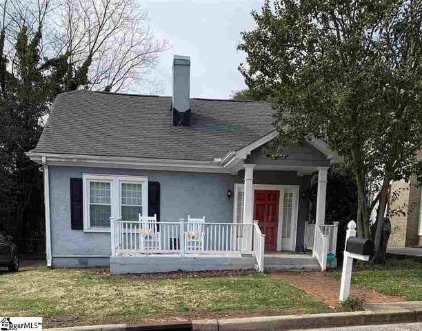 106 Tomassee Avenue, Greenville, SC 29605 (#1439140) :: Expert Real Estate Team
