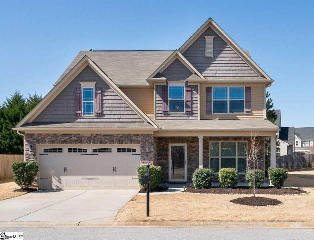 10 Windsor Creek Court, Simpsonville, SC 29681 (#1439150) :: The Robby Brady Team