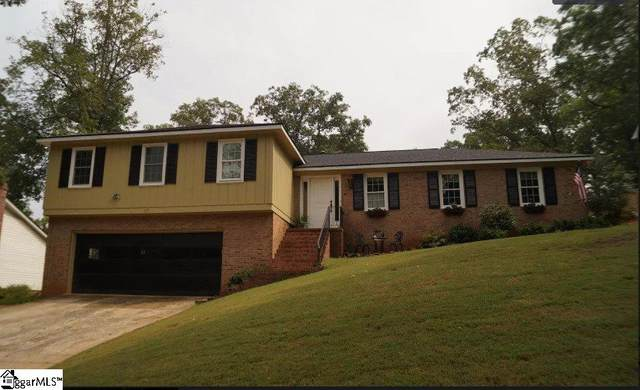 117 E Woodburn Drive, Taylors, SC 29687 (#1439160) :: Hamilton & Co. of Keller Williams Greenville Upstate