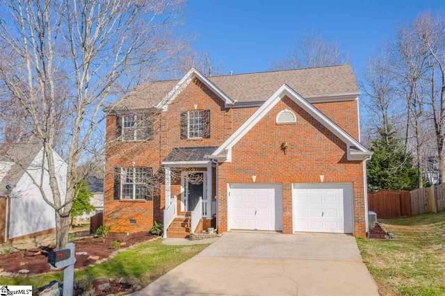 10 Bluff Ridge Court, Greenville, SC 29617 (#1439199) :: Expert Real Estate Team