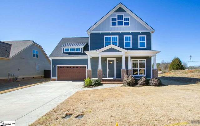 107 Bold Slope Drive, Piedmont, SC 29673 (#1439212) :: The Haro Group of Keller Williams