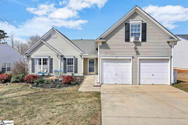 8 Grayhawk Way, Simpsonville, SC 29681 (#1439239) :: Modern