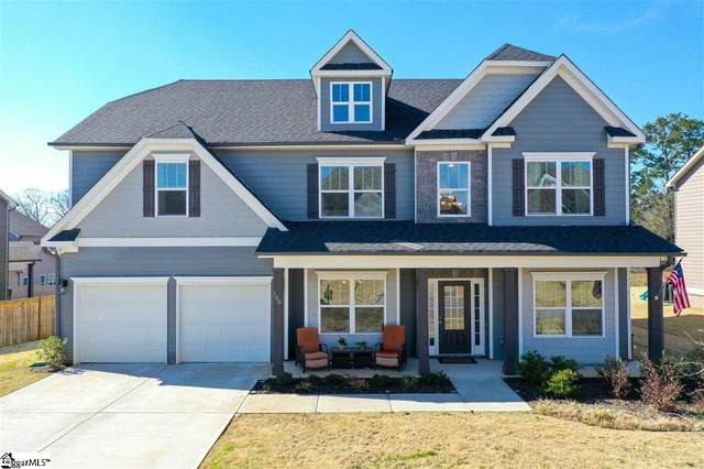 109 Wild Hickory Circle, Easley, SC 29642 (#1439246) :: The Haro Group of Keller Williams