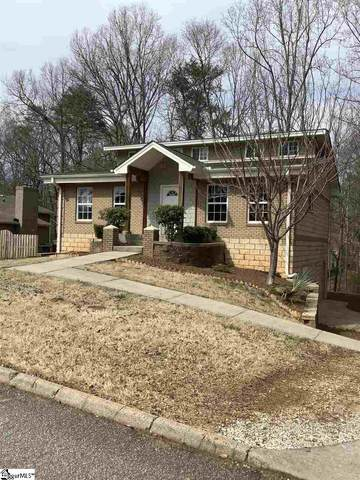 1712 Winding Way, Taylors, SC 29687 (#1439250) :: Modern