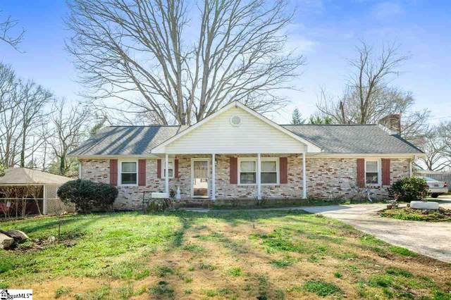 104 Brushy Creek Road, Taylors, SC 29687 (#1439286) :: Coldwell Banker Caine