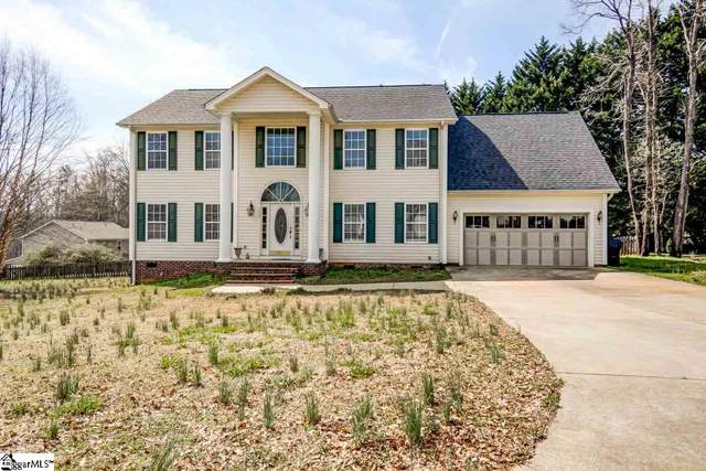 102 Meadow Ridge Drive, Greer, SC 29651 (#1439291) :: Modern