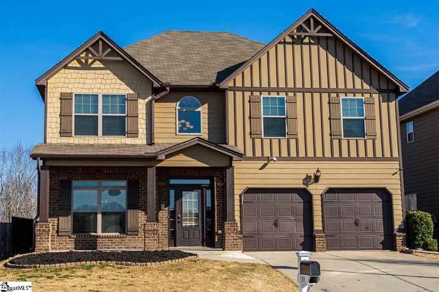 105 Border Avenue, Simpsonville, SC 29680 (#1439293) :: Modern