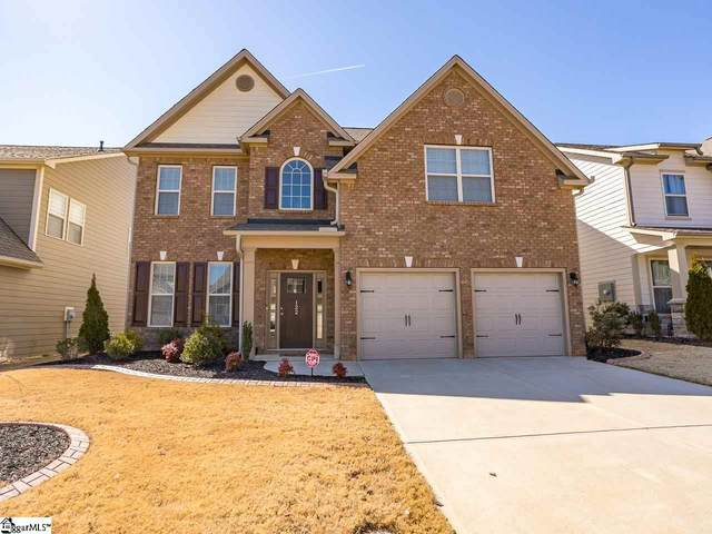 122 Crowned Eagle Drive, Taylors, SC 29687 (#1439295) :: Expert Real Estate Team