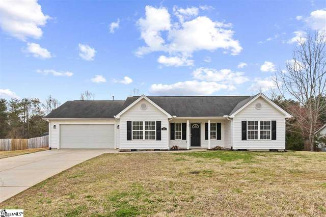 104 Spring Estates Drive, Liberty, SC 29657 (#1439297) :: The Toates Team
