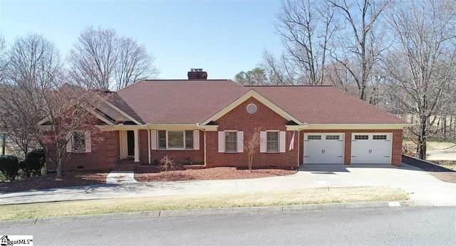 210 Pine Ridge Drive, Easley, SC 29642 (#1439304) :: Modern