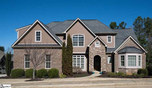 220 Weatherstone Lane, Simpsonville, SC 29680 (#1439323) :: Modern