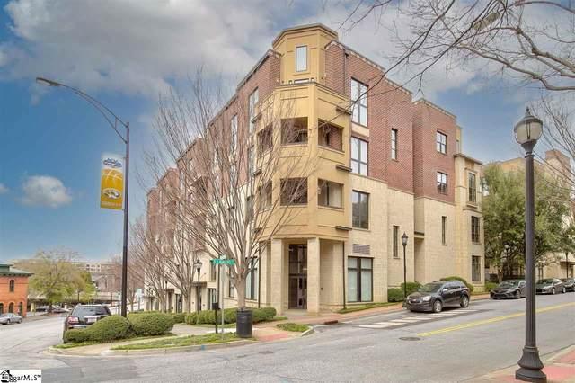 112 W Broad Street Unit 204, Greenville, SC 29601 (#1439333) :: Modern