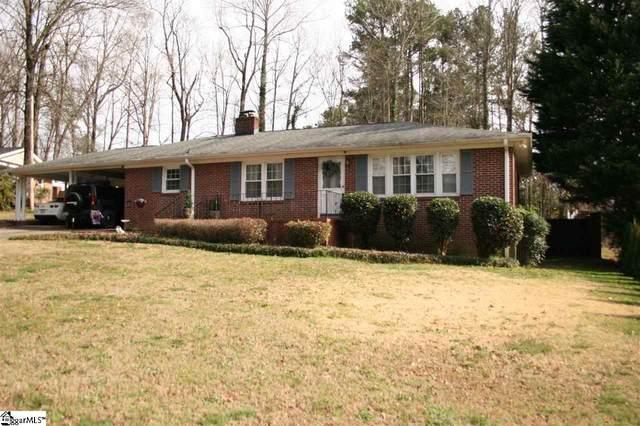 315 Dogwood Lane, Easley, SC 29642 (#1439349) :: Hamilton & Co. of Keller Williams Greenville Upstate