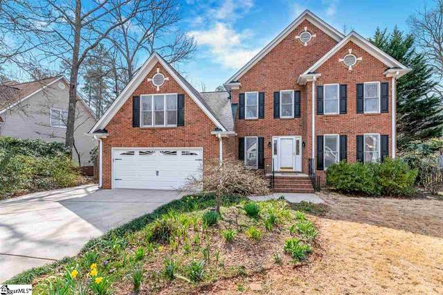441 River Way Drive, Greer, SC 29651 (#1439351) :: Dabney & Partners