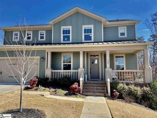 540 Palladio Drive, Greenville, SC 29617 (#1439380) :: Modern