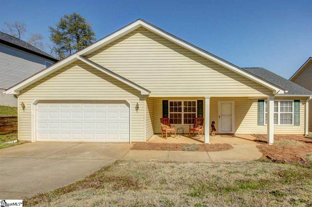 125 Woodgrove Way, Greer, SC 29651 (#1439432) :: The Robby Brady Team