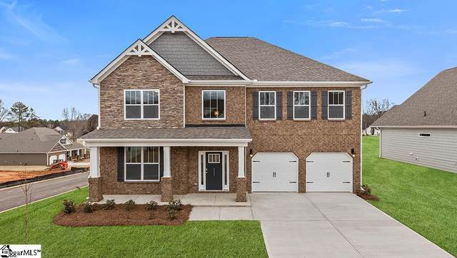 494 Fox Run Trail, Woodruff, SC 29388 (#1439444) :: Dabney & Partners