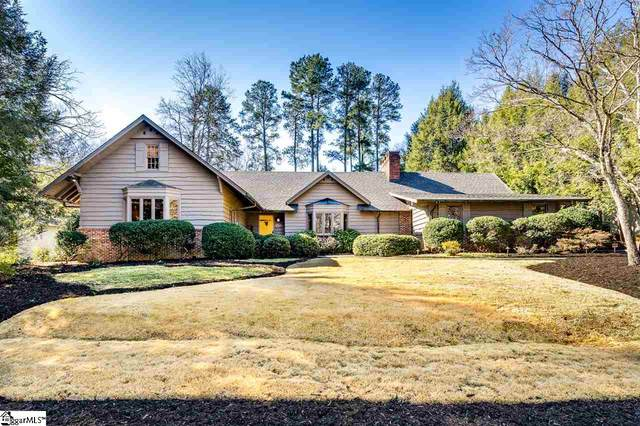 21 W Seven Oaks Drive, Greenville, SC 29605 (#1439473) :: Expert Real Estate Team