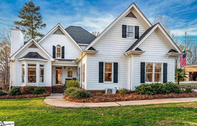 207 Country Club Drive, Laurens, SC 29360 (#1439474) :: Modern