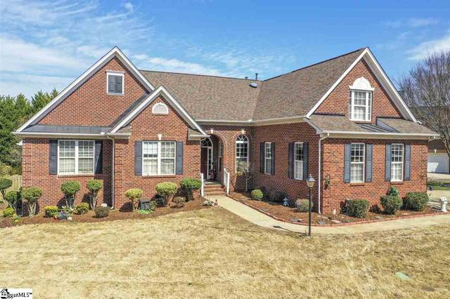 617 Heathercrest Court, Simpsonville, SC 29681 (#1439495) :: The Haro Group of Keller Williams