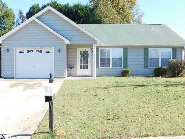 1603 Morning Meadow Drive, Fountain Inn, SC 29644 (#1439497) :: Modern